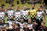 Fußball - Formel 1 2008, Monaco GP, Monaco, Bild: Sutton