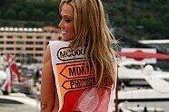 Formel 1: Die schönsten Frauen beim Monaco GP - Formel 1 2008, Verschiedenes, Bild: Sutton
