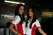 Girls - Formel 1 2008, Monaco GP, Monaco, Bild: Sutton