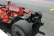 Kimi Räikkönen bei Ferrari - Formel 1 2008, Verschiedenes, Bild: Ferrari