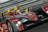 Rennen - 24 h von Le Mans 2008, Bild: Audi