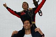 Mark Webbers schönste Momente - Formel 1 2008, Verschiedenes, Bild: GEPA