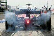 Freitag - Formel 1 2008, Ungarn GP, Budapest, Bild: Sutton