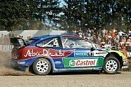 9. Lauf - WRC 2008, Rallye Finnland, Jyväskylä, Bild: Hardwick/Sutton
