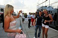 Samstag - Formel 1 2008, Ungarn GP, Budapest, Bild: Sutton