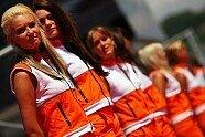 Girls - Formel 1 2008, Ungarn GP, Budapest, Bild: Sutton