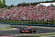 Rennen - Formel 1 2008, Ungarn GP, Budapest, Bild: Sutton