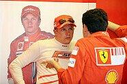 Sonntag - Formel 1 2008, Ungarn GP, Budapest, Bild: Ferrari