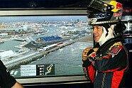 Vettels Helme im Wandel der Zeit - Formel 1 2008, Verschiedenes, Bild: GEPA
