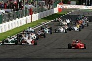 13. & 14. Lauf - Formel BMW 2008, Belgien, Spa-Francorchamps, Bild: Sutton