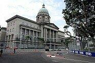 Mittwoch - Formel 1 2008, Singapur GP, Singapur, Bild: Sutton