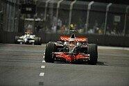 Freitag - Formel 1 2008, Singapur GP, Singapur, Bild: Bridgestone
