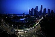 Freitag - Formel 1 2008, Singapur GP, Singapur, Bild: RenaultF1