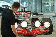 Freitag - Formel 1 2008, Singapur GP, Singapur, Bild: McLaren