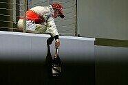 Podium - Formel 1 2008, Singapur GP, Singapur, Bild: Sutton