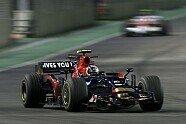 Rennen - Formel 1 2008, Singapur GP, Singapur, Bild: Sutton