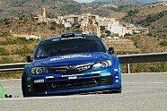 12. Lauf - WRC 2008, Rallye Spanien, Salou, Bild: Sutton