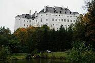 5. Lauf - DRS 2008, Herbstrallye Leiben, Schloss Leiben, Bild: DRS