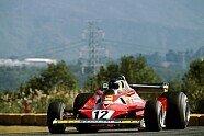 Ferrari in der Formel 1 - Formel 1 1977, Verschiedenes, Bild: Phipps/Sutton