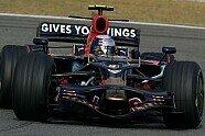 Freitag - Formel 1 2008, China GP, Shanghai, Bild: Sutton