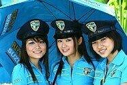 Girls - MotoGP 2008, Malaysia GP, Sepang, Bild: Rizla Suzuki