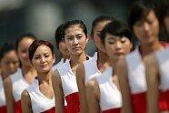 Girls - Formel 1 2008, China GP, Shanghai, Bild: Sutton