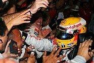 WM-Feier - Formel 1 2008, Brasilien GP, São Paulo, Bild: Sutton