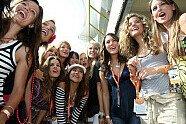 Brasilien GP: Zeitreise mit den hübschesten Grid Girls aus Sao Paulo - Formel 1 2008, Verschiedenes, Brasilien GP, São Paulo, Bild: GEPA