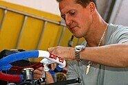 Michael Schumacher: Legendäre Karriere - Formel 1 2008, Verschiedenes, Bild: Challenge of Go-Kart Champions