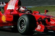 Ferrari in der Formel 1 - Formel 1 2008, Verschiedenes, Bild: Bumstead/Sutton