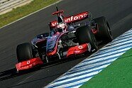McLaren in der Formel 1 - Formel 1 2008, Verschiedenes, Bild: Bumstead/Sutton