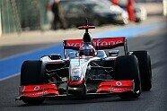 McLaren in der Formel 1 - Formel 1 2008, Verschiedenes, Bild: Hartley/Sutton