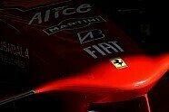 Ferrari in der Formel 1 - Formel 1 2008, Verschiedenes, Bild: Hartley/Sutton