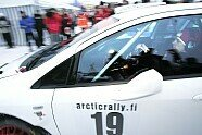 Kimi Räikkönen bei der Arctic Lapland Rallye - Mehr Rallyes 2009, Verschiedenes, Bild: Liesimaa/Sutton
