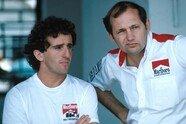 McLaren in der Formel 1 - Formel 1 1986, Verschiedenes, Bild: Sutton