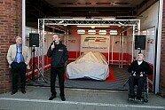 Rollout - Brands Hatch - Formel 2 2009, Präsentationen, Bild: Hartley/Sutton