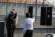 Freitag - Formel 1 2009, China GP, Shanghai, Bild: Sutton