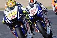 Sonntag - MotoGP 2009, Japan GP, Motegi, Bild: Fiat Yamaha
