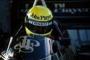 60. Geburtstag: Ayrton Sennas Karriere in Bildern - Formel 1 1985, Verschiedenes, Bild: Sutton
