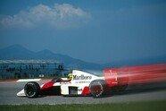 Ayrton Sennas Karriere in Bildern - Formel 1 1989, Verschiedenes, Bild: Sutton