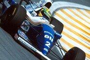 60. Geburtstag: Ayrton Sennas Karriere in Bildern - Formel 1 1994, Verschiedenes, Bild: Sutton