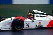 Ayrton Sennas Karriere in Bildern - Formel 1 1993, Verschiedenes, Bild: Sutton