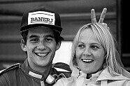 60. Geburtstag: Ayrton Sennas Karriere in Bildern - Formel 1 1982, Verschiedenes, Bild: Sutton