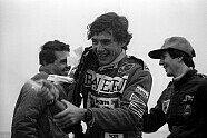 60. Geburtstag: Ayrton Sennas Karriere in Bildern - Formel 1 1983, Verschiedenes, Bild: Sutton