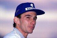 Formel-1-Kappen im Wandel der Zeit - Formel 1 1988, Verschiedenes, Bild: Sutton