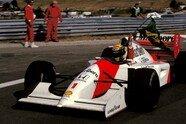 Ayrton Sennas Karriere in Bildern - Formel 1 1992, Verschiedenes, Bild: Sutton