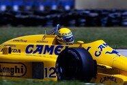 Der Name Lotus in der Formel 1 - Formel 1 1987, Verschiedenes, Bild: Sutton