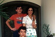 Ayrton Sennas Karriere in Bildern - Formel 1 1984, Verschiedenes, Bild: Sutton