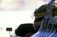 60. Geburtstag: Ayrton Sennas Karriere in Bildern - Formel 1 1988, Verschiedenes, Bild: Sutton