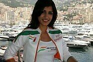 Girls - Formel 1 2009, Monaco GP, Monaco, Bild: Sutton